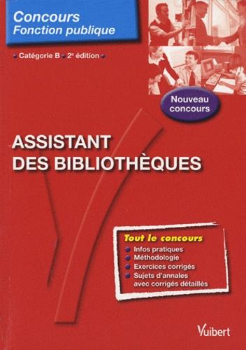 Assistant Des Bibliotheques Categorie B De Jerome Brunet Livre Decitre