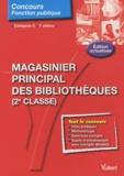 Jérôme Brunet - Magasinier Principal des Bibliothèques.