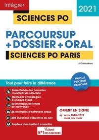 Jérôme Calauzènes - Sciences Po Paris - Parcoursup + Dossier + Oral.