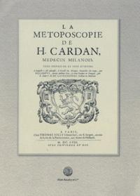 La Métoposcopie de H. Cardan - Jérôme Cardan |