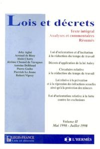 Jérôme Chomel De Varagnes et  Collectif - .