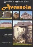 Jérôme Chrétien et Claude Lompret - Châteaux et maisons-fortes en Avesnois.