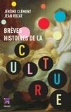 Jérôme Clément et Jean Rozat - Brèves histoires de la culture - co-édition France Culture.