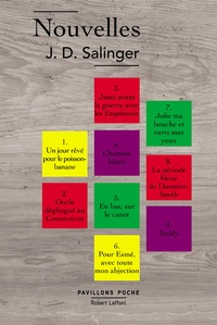 Jerome David Salinger - Nouvelles.