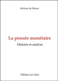 Openwetlab.it La pensée monétaire - Histoire et analyse Image