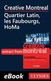 Jérôme Delgado - Creative Montreal - Quartier Latin, Centre-Sud and HoMa.