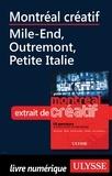 Jérôme Delgado - Montréal créatif - Mile-End, Outremont, Petite Italie.
