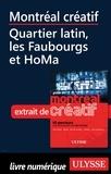 Jérôme Delgado - Montréal créatif - Quartier latin, les Faubourgs et HoMa.