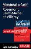Jérôme Delgado - Montréal créatif - Rosemont, Saint-Michel et Villeray.