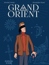 Jérôme Denis - Grand Orient.