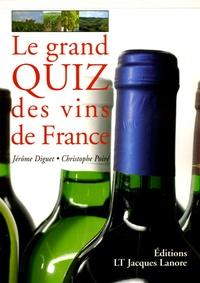 Deedr.fr Le grand quiz des vins de France Image