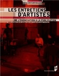 Jérôme Dupeyrat et Mathieu Harel Vivier - Lesentretiensd'artistes - Del'énonciationàlapublication.