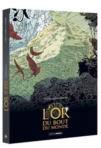 Jérôme Félix et Philippe Esnos - L'or du bout du monde Intégrale : Tome 1, Lauren ; Tome 2, Doug.