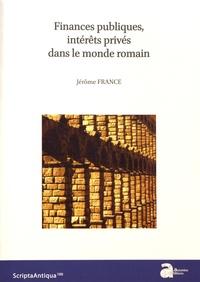 Histoiresdenlire.be Finances publiques, intérêts privés dans le monde romain Image
