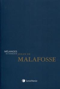 Jérôme Fromageau et Christian Huglo - Mélanges en l'honneur de Jehan de Malafosse - Entre nature et humanité.