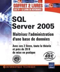Jérôme Gabillaud - SQL Server 2005 - Pack 2 volumes.