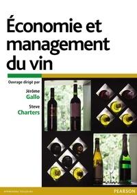Jérôme Gallo et Steve Charters - Economie et management du vin.