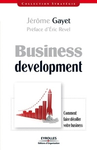 Jérôme Gayet - Business development.