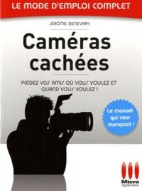 Jérôme Genevray - Caméras cachées.