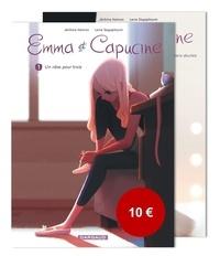 Jérôme Hamon et Lena Sayaphoum - Emma et Capucine Pack en 2 volumes : Tome 1, Un rêve pour trois ; Tome 2, Premiers doutes.