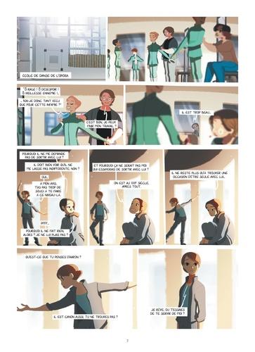 Emma et Capucine Tome 3 Quand les paillettes disparaissent