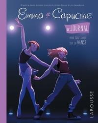 Jérôme Hamon et Lena Sayaphoum - Emma et Capucine - Le journal pour tout savoir sur la danse.
