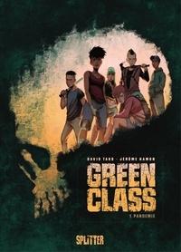 Jérôme Hamon et David Tako - Green Class Band 1: Pandemie.