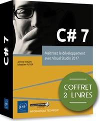 C# 7- Coffret en 2 volumes : Maîtrisez le développement avec Visual Studio 2017 - Jérôme Hugon   Showmesound.org