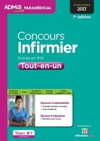 Jérôme Jean et Jean Jean Rivest - Concours Infirmier - Entrée en IFSI - Tout-en-un - Concours 2017.