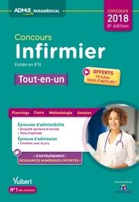 Jérôme Jean et Muriel Moutarlier - Concours Infirmier - Entrée en IFSI - Tout-en-un - Concours 2018.