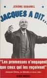 Jerome-K Jerome et Sabine Duhamel - Jacques a dit.