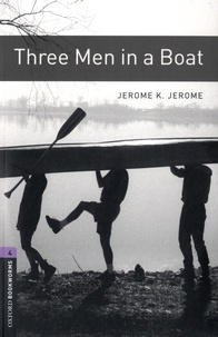 Jerome K. Jerome - Three Men in a Boat - Stage 4. 2 CD audio