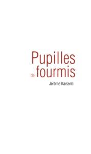 Jérôme Karsenti - Pupilles de fourmis.