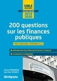 Jérôme Kerambrun et Jean-Marc Pasquet - 200 questions sur les finances publiques.