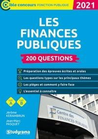 200 questions sur les finances publiques - Jérôme Kerambrun |