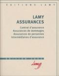 Jérôme Kullmann - Lamy assurances - Contrat d'assurance, assurances de dommages, assurances de personnes, intermédiaires d'assurance.