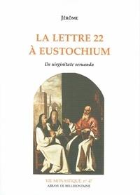 La lettre 22 à Eustochium - De uirginitate seruanda.pdf