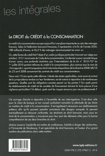 Le droit du crédit à la consommation. 10 ans après la loi Lagarde