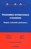 Jérôme Lavandier et Johnny Merlot - Programmes internationaux d'assurance - Risques, conformité, performance.