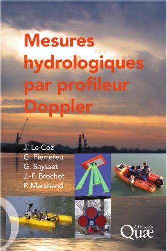 Mesures hydrologiques par profileur Doppler (aDcp)