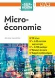 Jérôme Lecointre - Microéconomie.