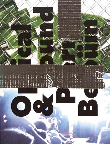 Jérôme Lefèvre et Pierre-Nicolas Ledoux - Optional Sound & Pierre Beloüin - 1997-x.