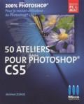 Jérôme Lesage - 50 Ateliers pour Adobe Photoshop CS5.