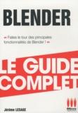Jérôme Lesage - Blender.