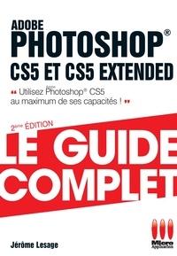 Jérôme Lesage - Photoshop Cs5.5 Guide Complet.