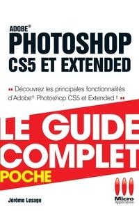 Jérôme Lesage - Photoshop CS5 et extended.