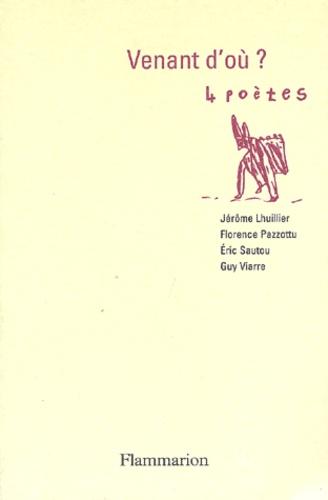 Jérôme Lhuillier et Florence Pazzottu - .