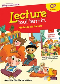 Jérôme Lurse et Hélène Montardre - Lecture tout terrain CP - Manuel + Album L'énigme de Pacha.