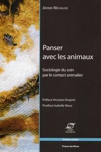 Panser avec les animaux - Sociologie du soin par le contact animalier.pdf