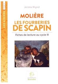 Fiches de lecture au cycle 3 - Molière, Les Fourberies de Scapin.pdf
